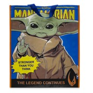 The Child Comic Art Reusable Tote – Star Wars: The Mandalorian