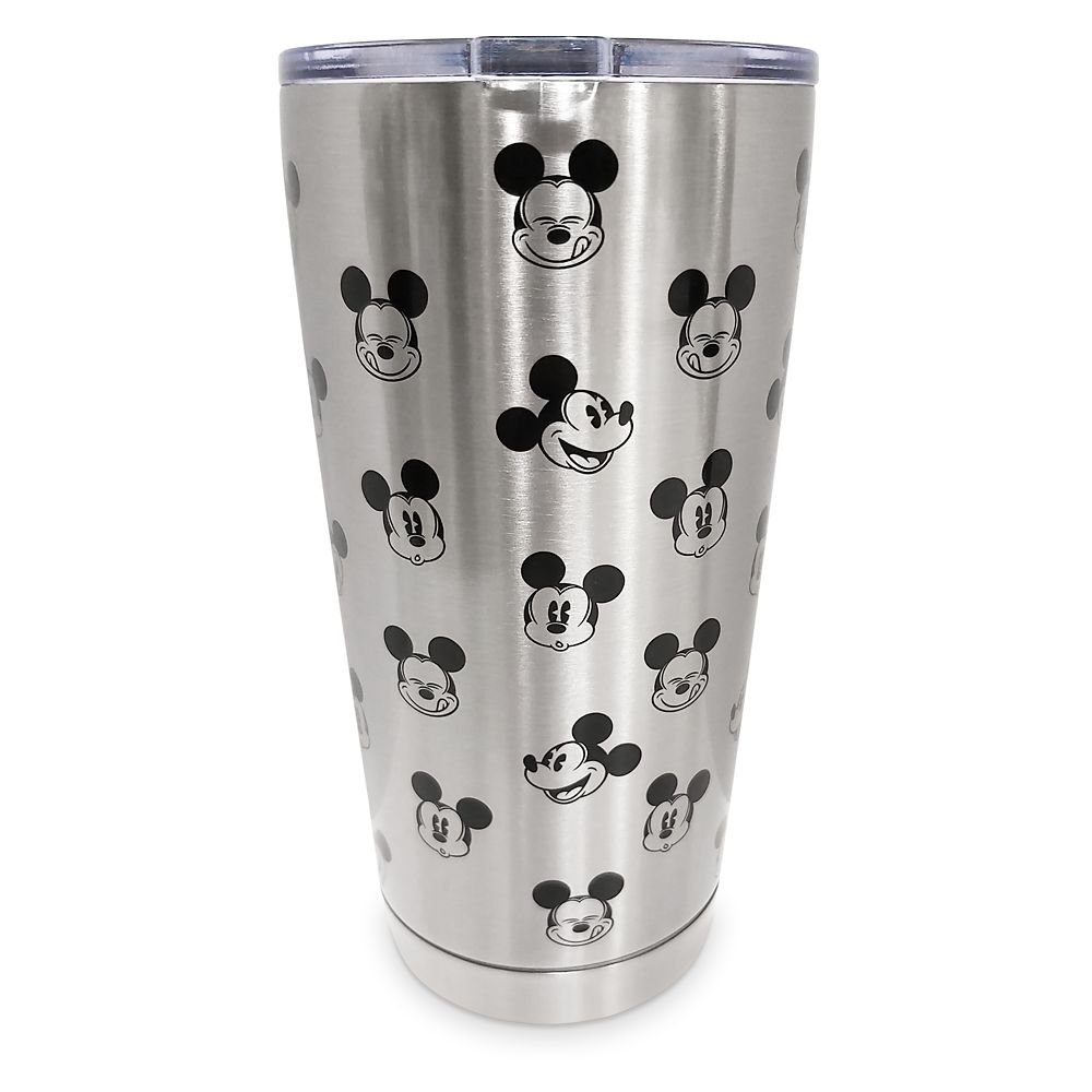 Mickey Mouse Stainless Steel Travel Tumbler