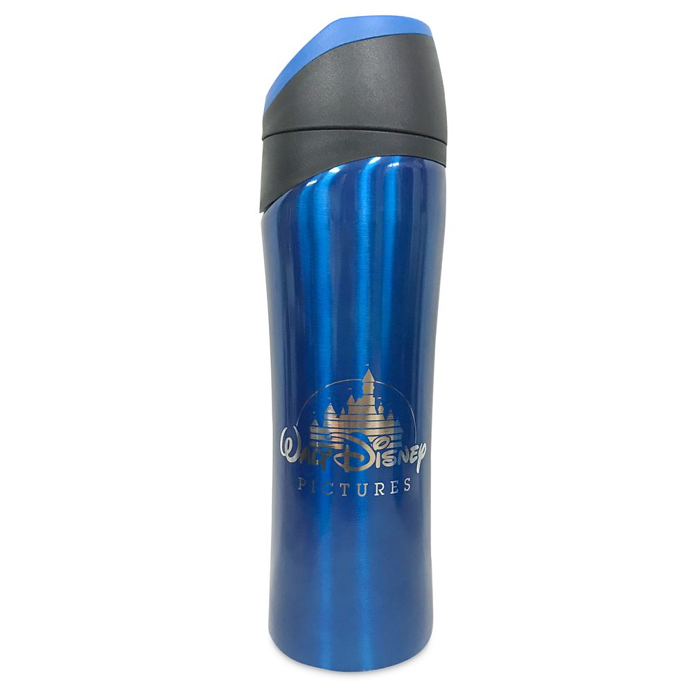 Walt Disney Pictures Logo Stainless Steel Travel Mug