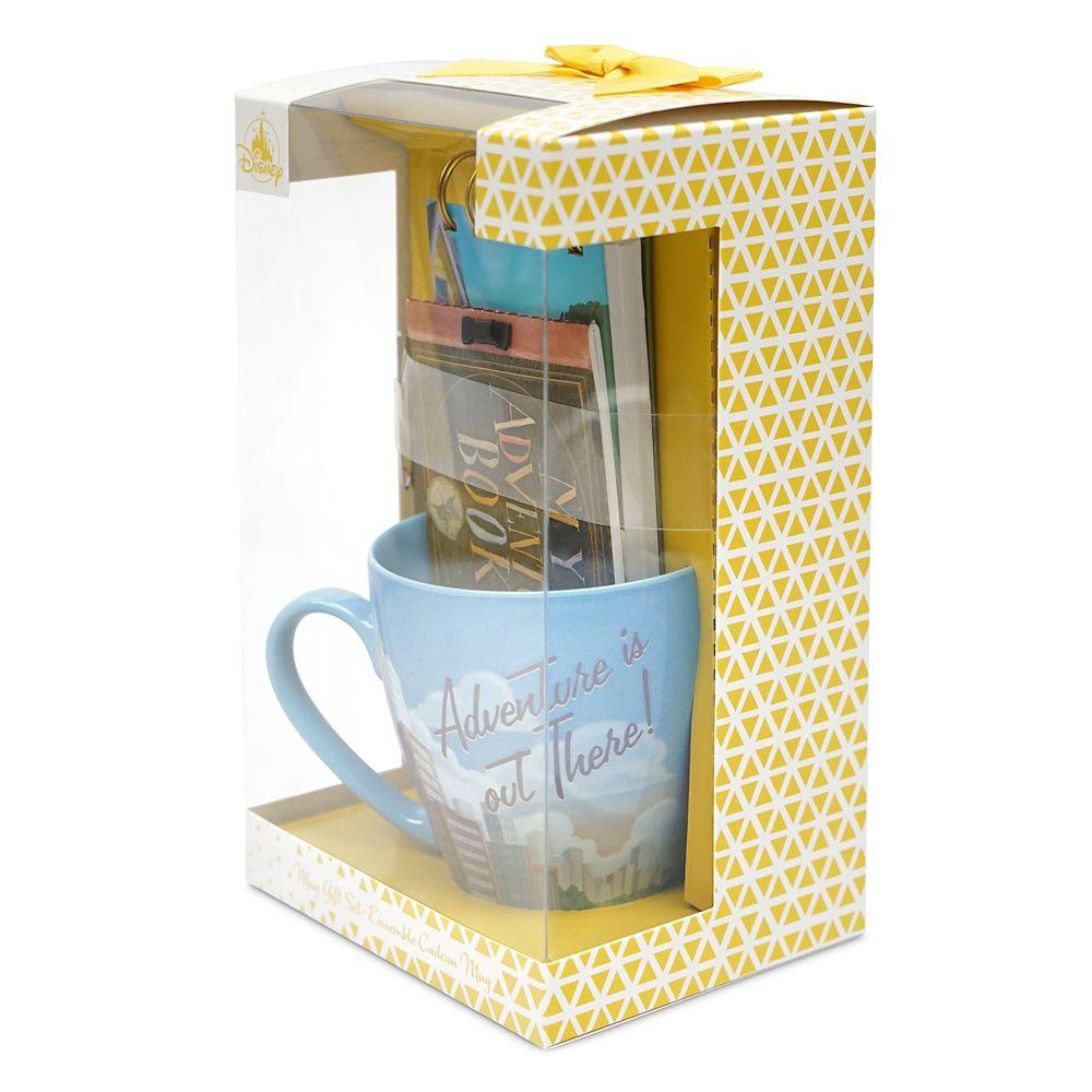 Up Mug and Stationery Set