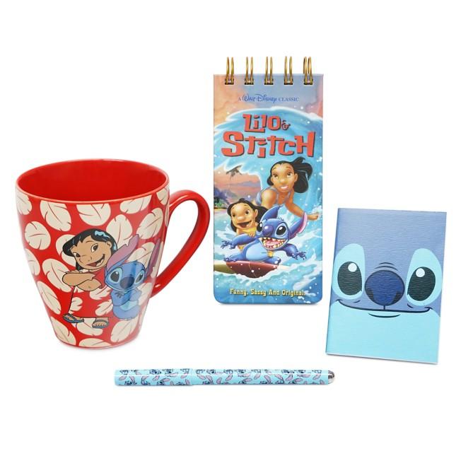 Lilo & Stitch Mug and Stationery Set
