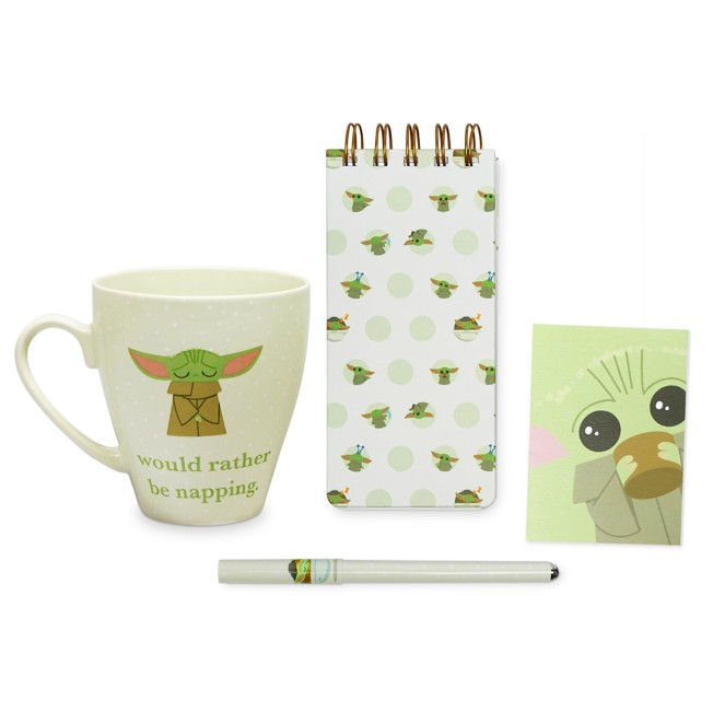 The Child Mug and Stationery Set – Star Wars: The Mandalorian