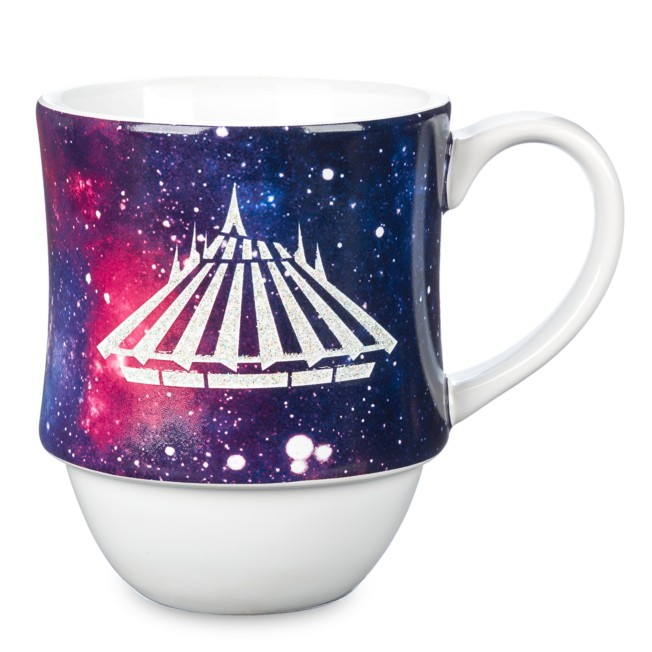 Minnie Mouse: The Main Attraction Mug – Space Mountain – Limited Release