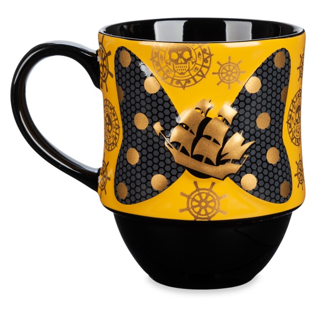 Minnie Mouse: The Main Attraction Mug – Pirates of the Caribbean – Limited Release