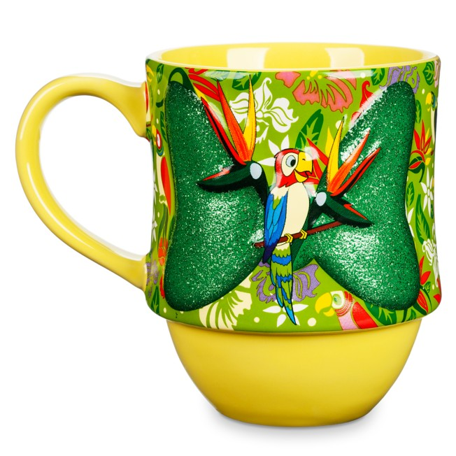 Minnie Mouse: The Main Attraction Mug – Enchanted Tiki Room – Limited Release