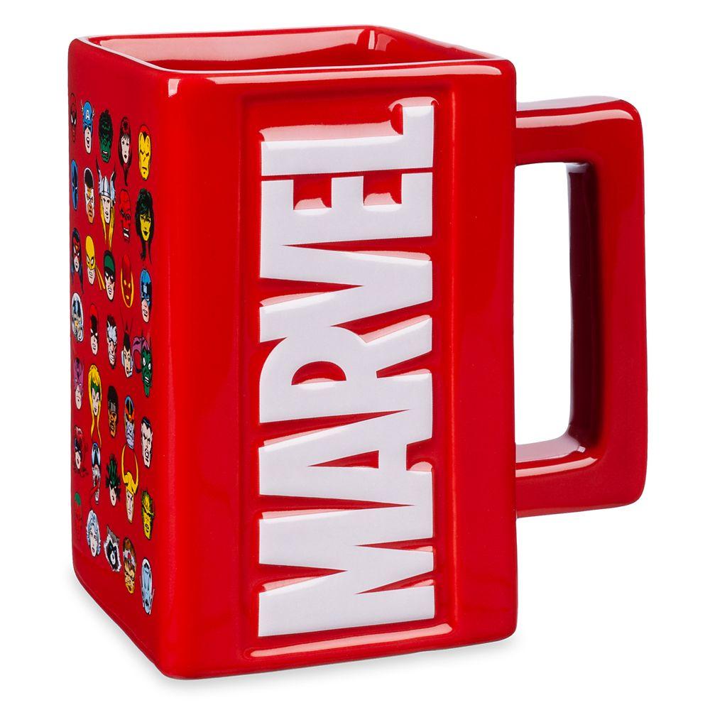 Marvel 80th Anniversary Mug