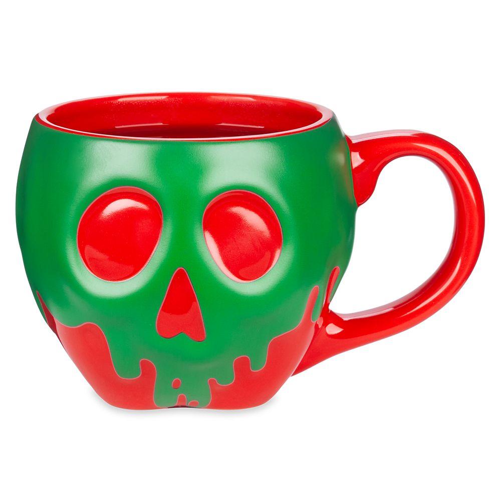 Poisoned Apple Color Change Mug – Snow White and the Seven Dwarfs