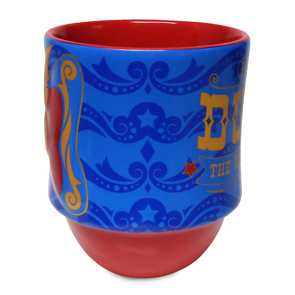 Minnie Mouse: The Main Attraction Mug – Dumbo the Flying Elephant – Limited Release