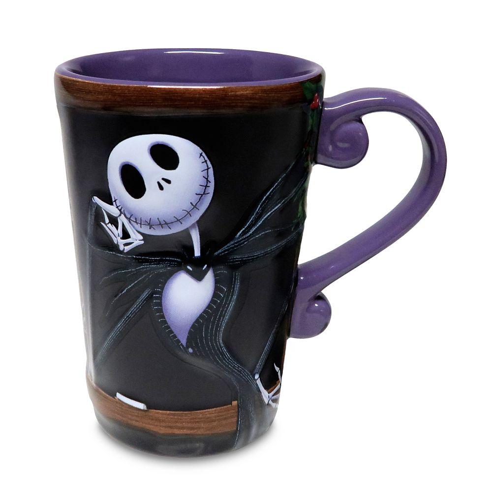 Jack Skellington Color Changing Mug – The Nightmare Before Christmas