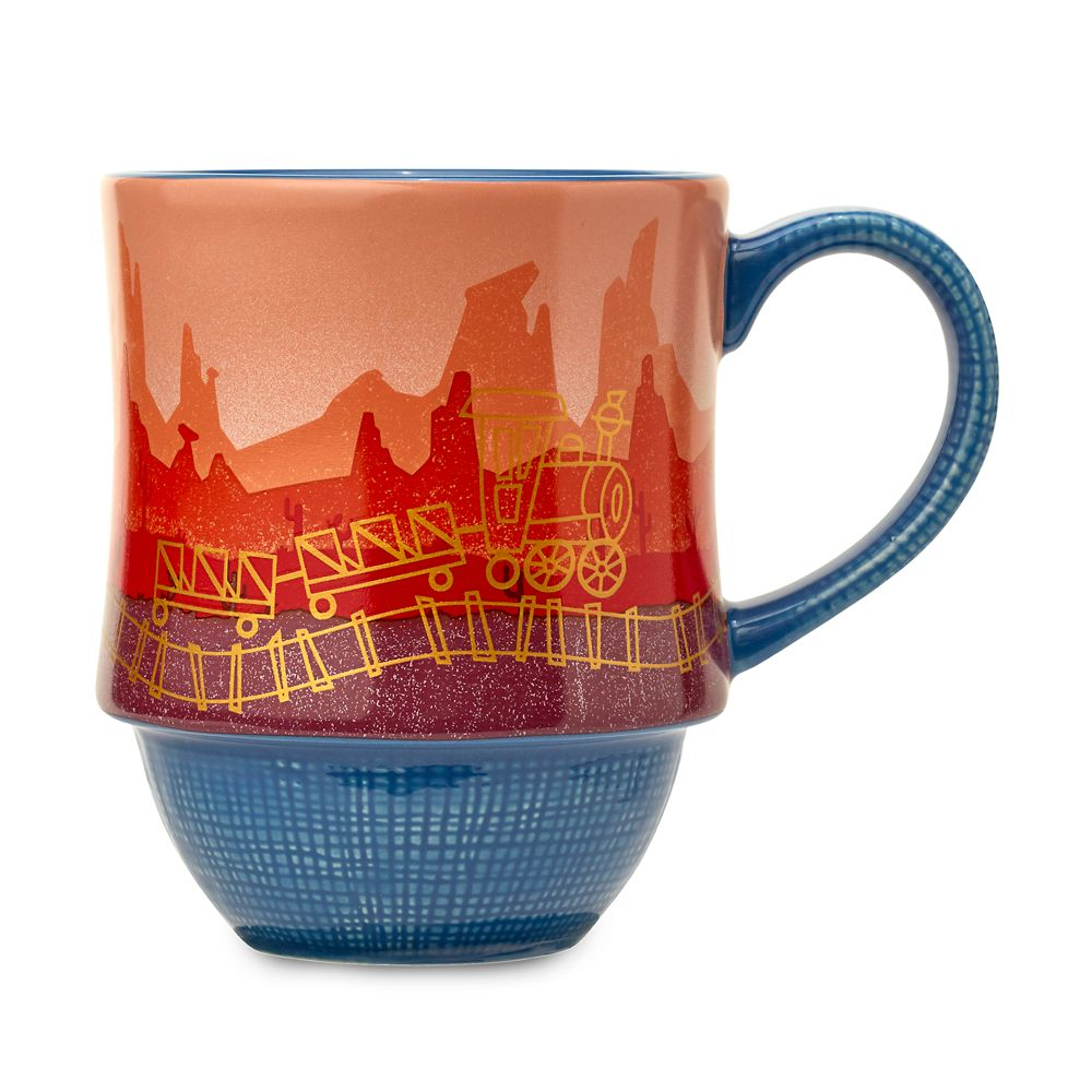 Minnie Mouse: The Main Attraction Mug – Big Thunder Mountain Railroad – Limited Release