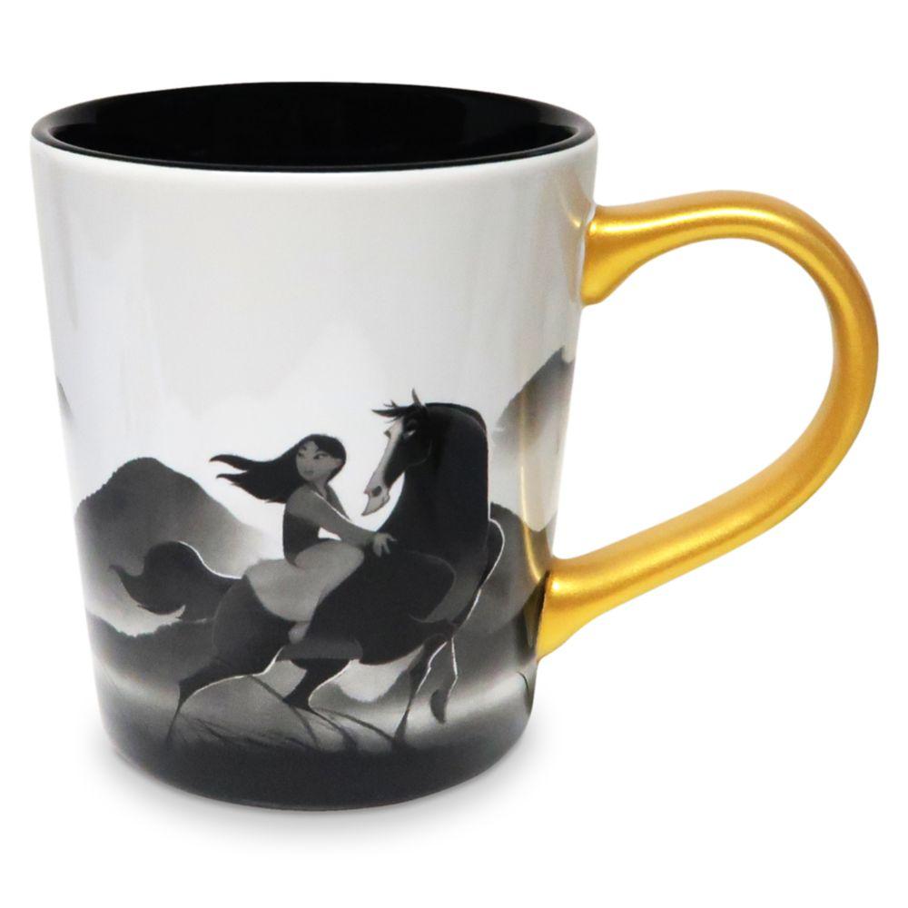 Mulan ''Strength & Spirit'' Mug