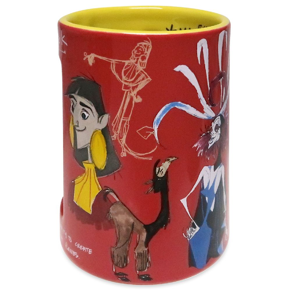 The Emperor's New Groove 20th Anniversary Mug