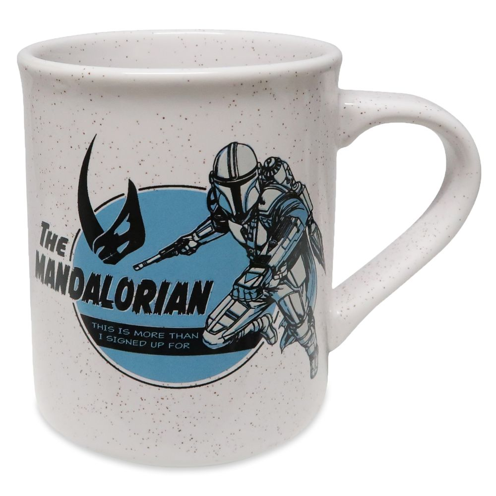 Disney Star Wars: The Mandalorian Season 2 Mug