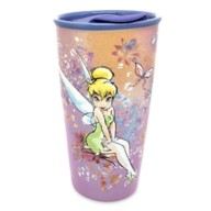 Tinker Bell Ceramic Travel Tumbler