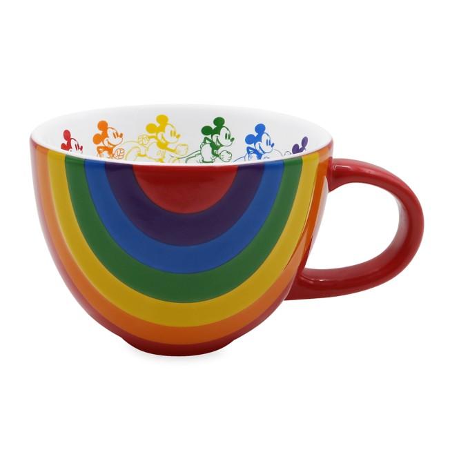 Mickey Mouse Mug – Rainbow Disney Collection