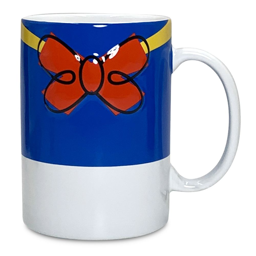 Donald Duck Mug with Lid Official shopDisney