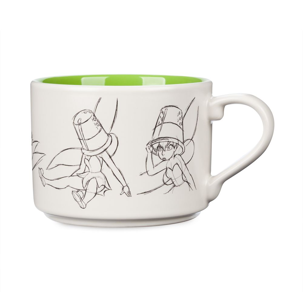 Tinker Bell Animation Mug