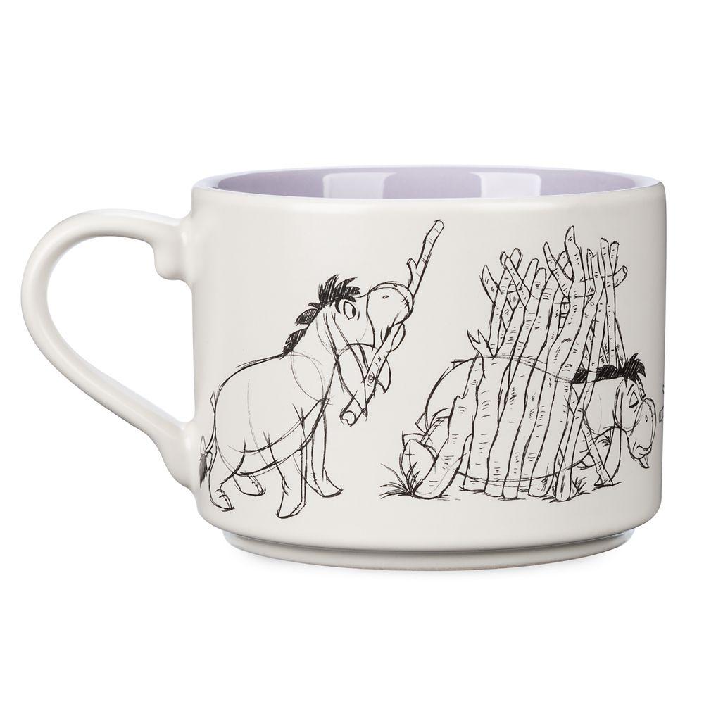 Eeyore Animation Mug