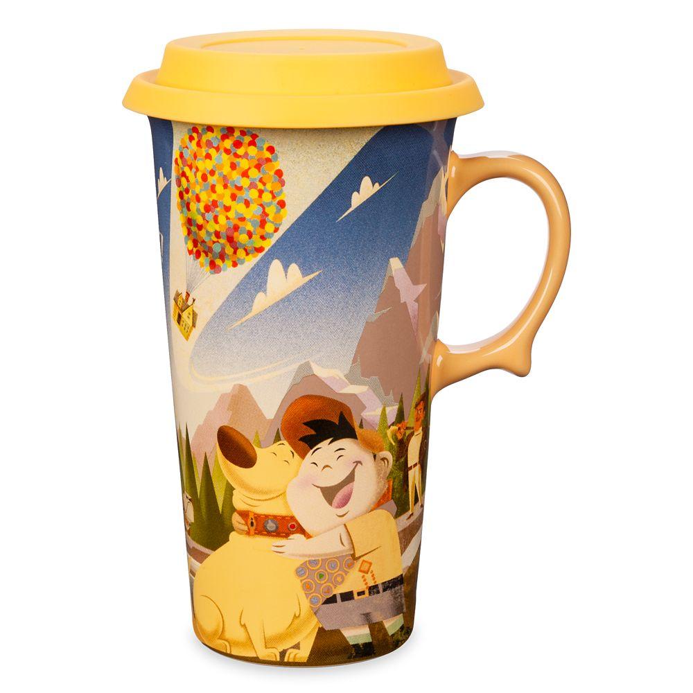 Up Ceramic Travel Mug