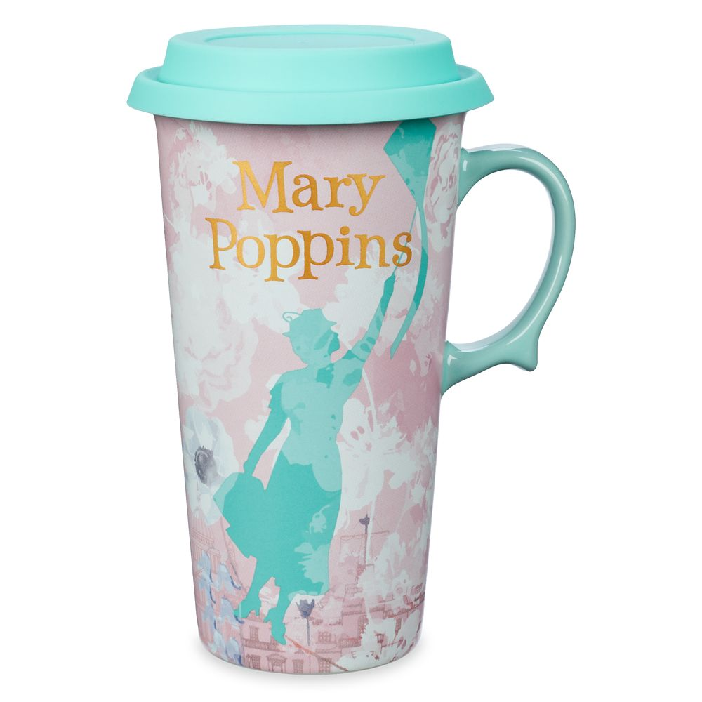 Mary Poppins Returns Ceramic Travel Mug
