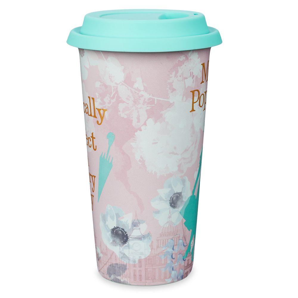 Mary Poppins Returns Ceramic Travel Mug
