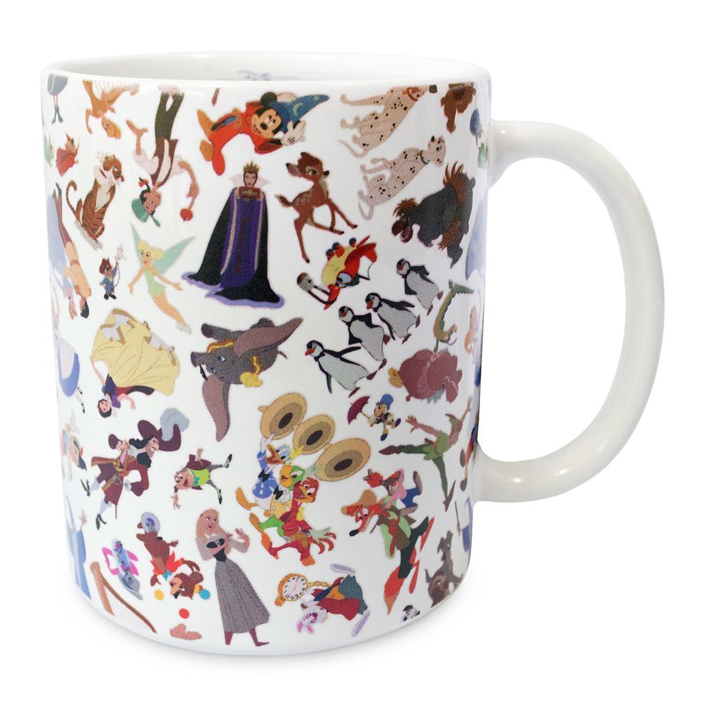 Disney Ink & Paint Color Change Mug