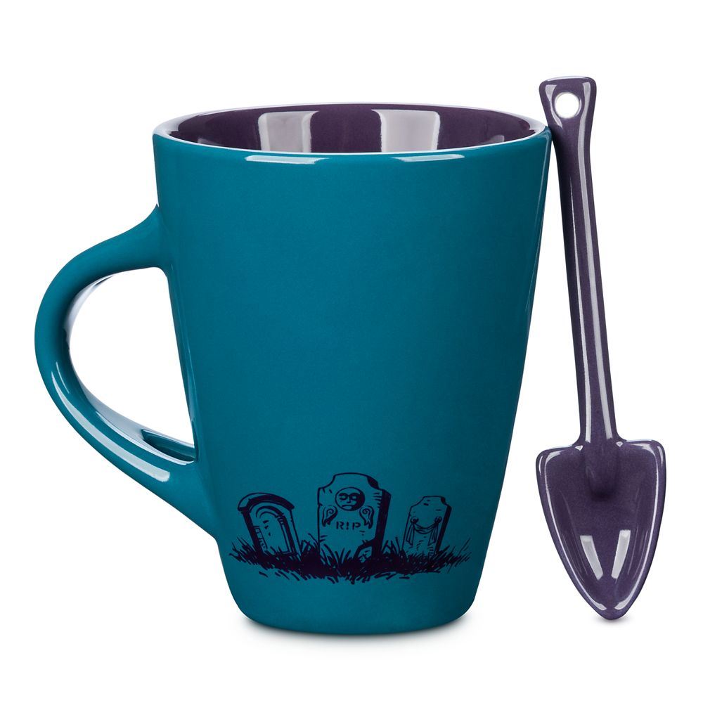 The Nightmare Before Christmas Mug with Spoon