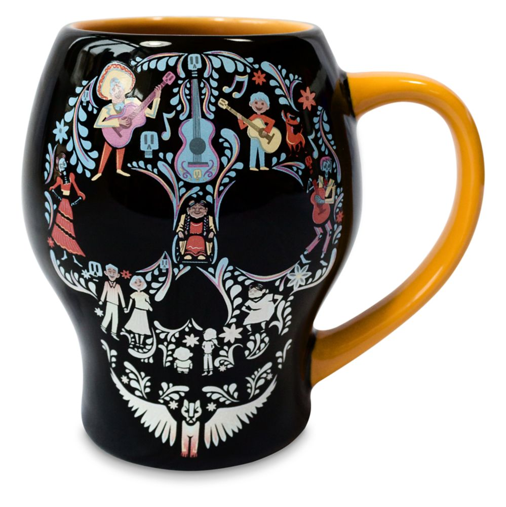 Coco Color Changing Mug