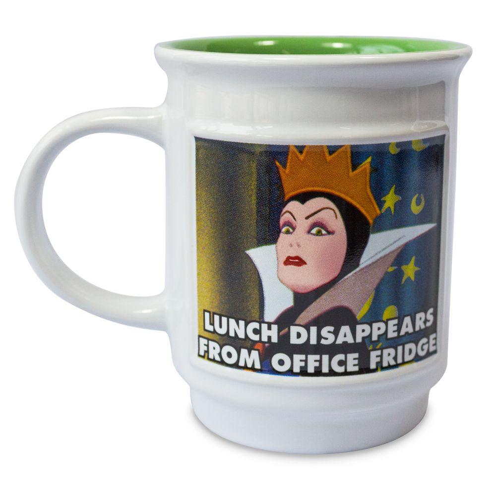 Evil Queen Meme Mug  Snow White and the Seven Dwarfs Official shopDisney