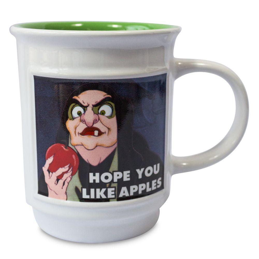 Evil Queen Meme Mug – Snow White and the Seven Dwarfs