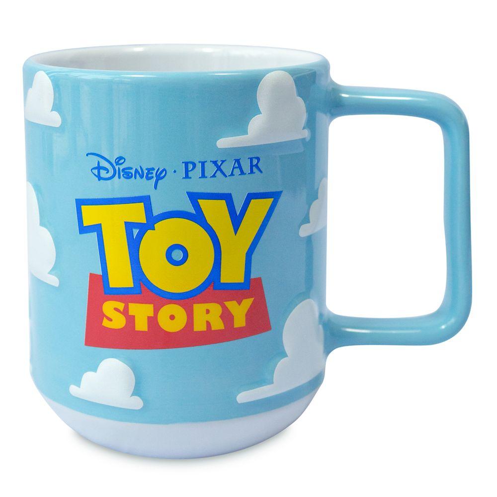 Toy Story Cloud Mug