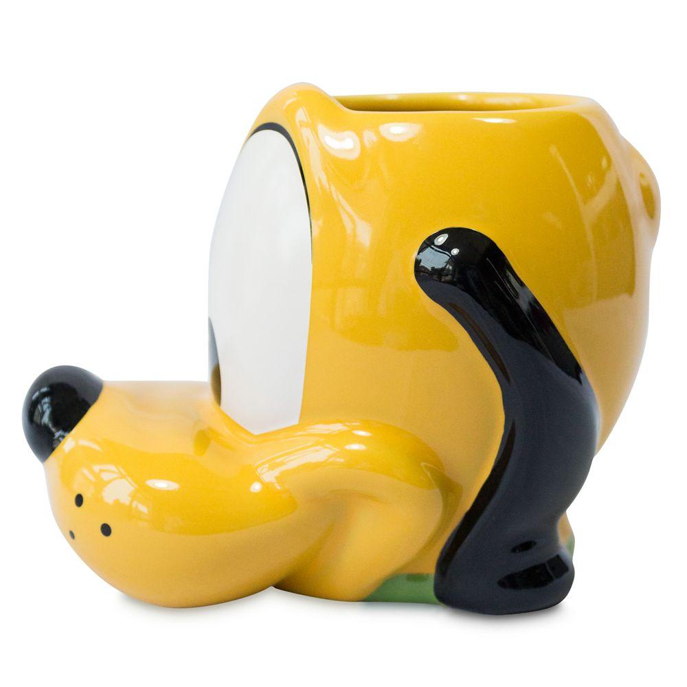 Pluto Figural Mug