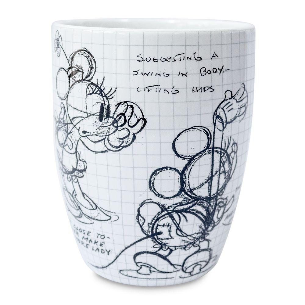Minnie Mouse Sketch Mug