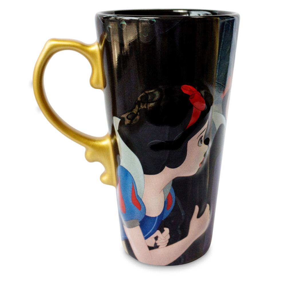 Snow White and the Seven Dwarfs Magic Mirror Mug
