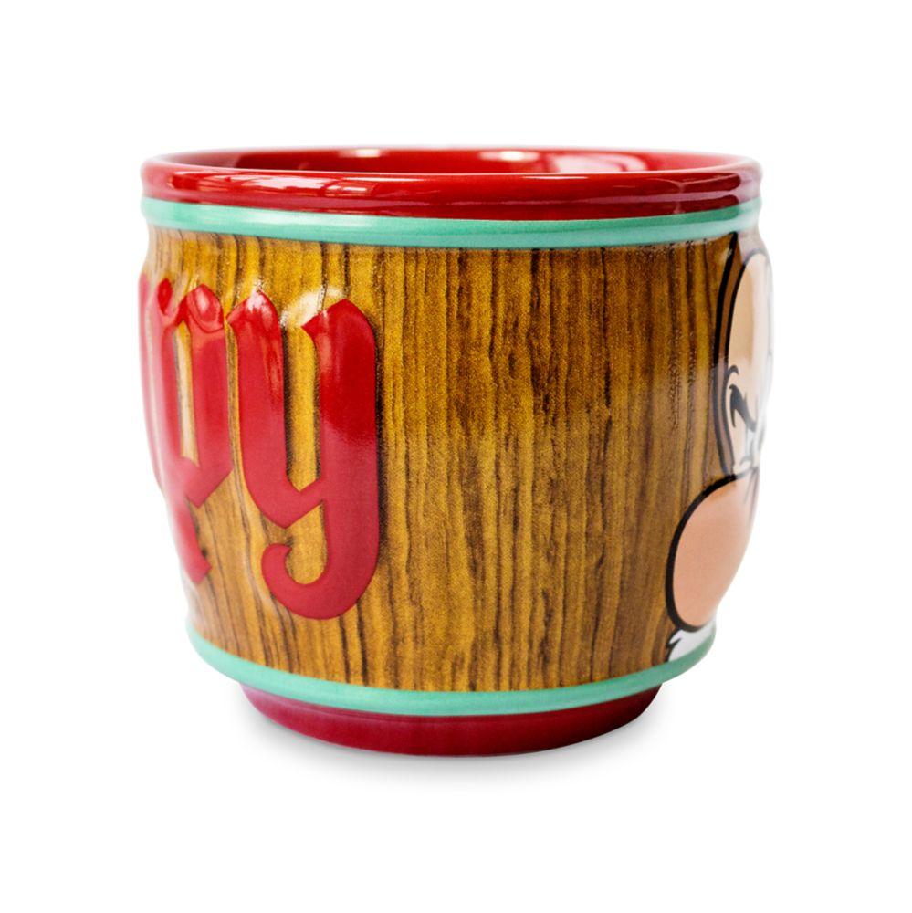Grumpy Barrel Mug – Snow White and the Seven Dwarfs