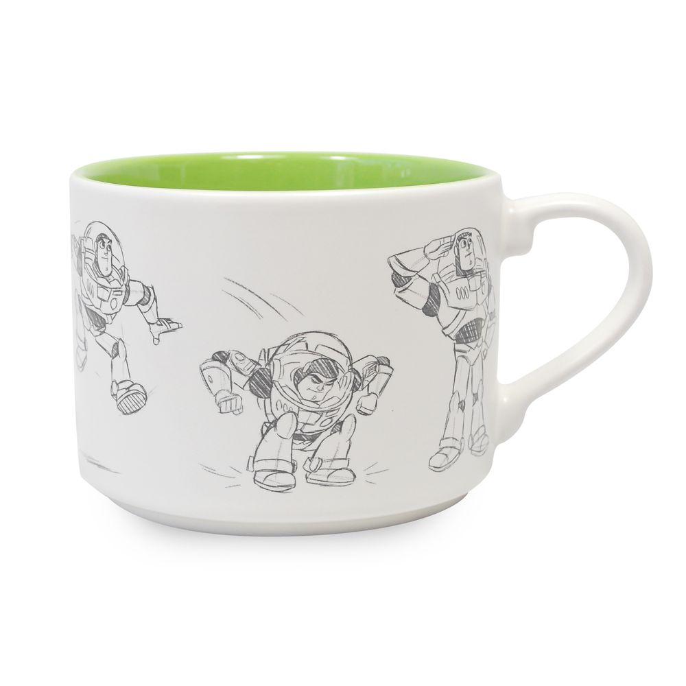 shopdisney.com - Buzz Lightyear Mug  Toy Story Official shopDisney 14.99 USD