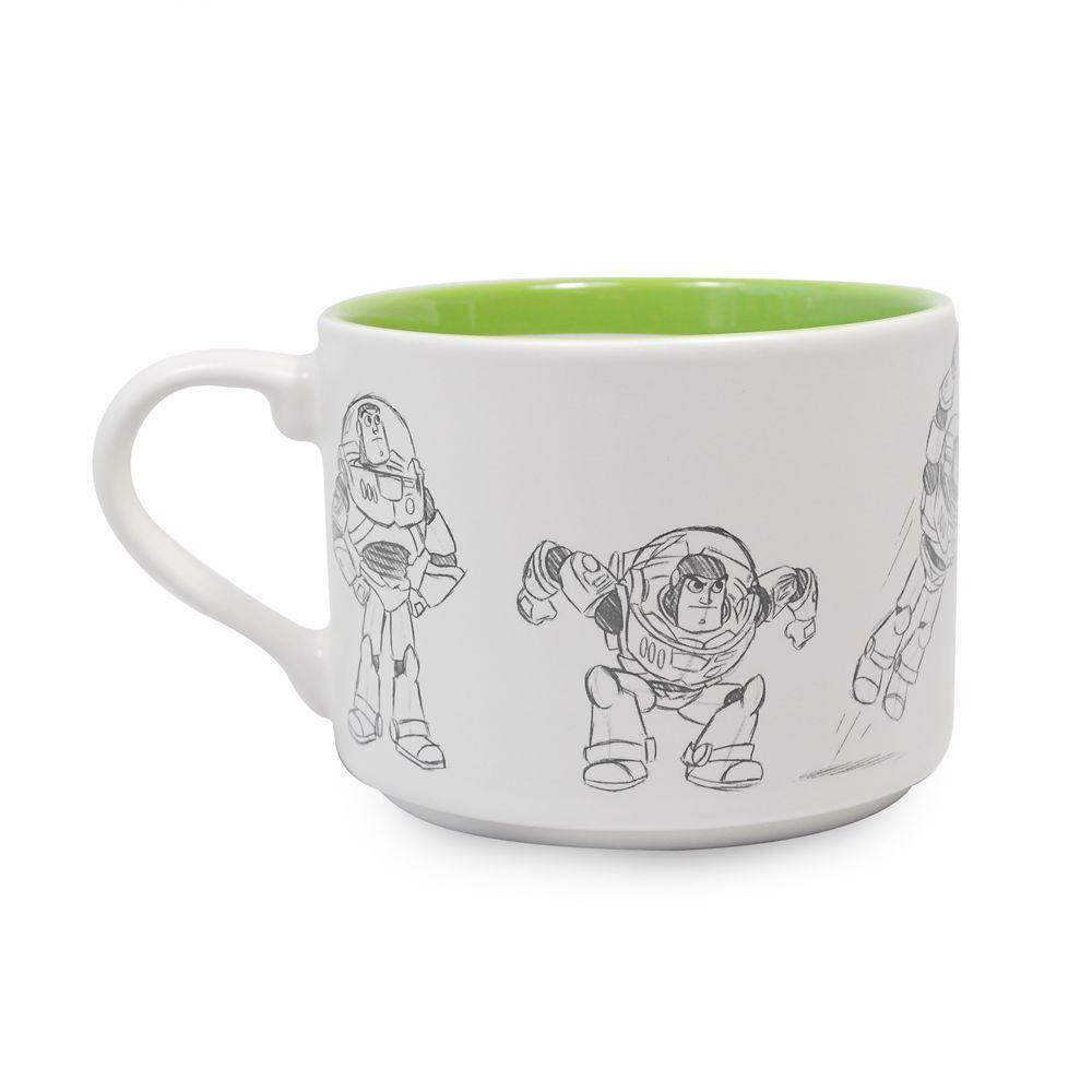 Buzz Lightyear Mug – Toy Story