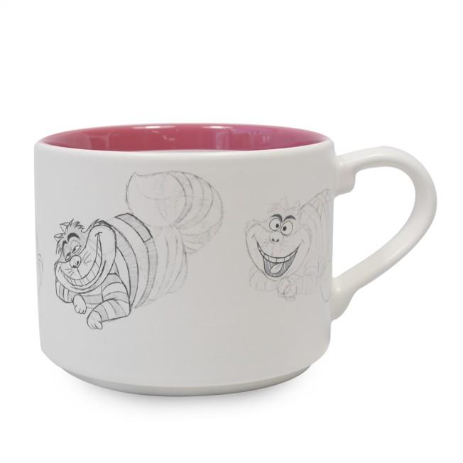 Cheshire Cat Mug – Alice in Wonderland