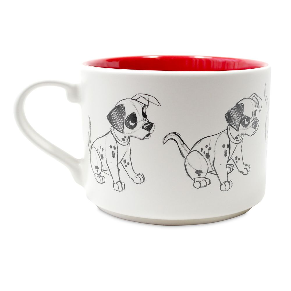 Patch Mug – 101 Dalmatians
