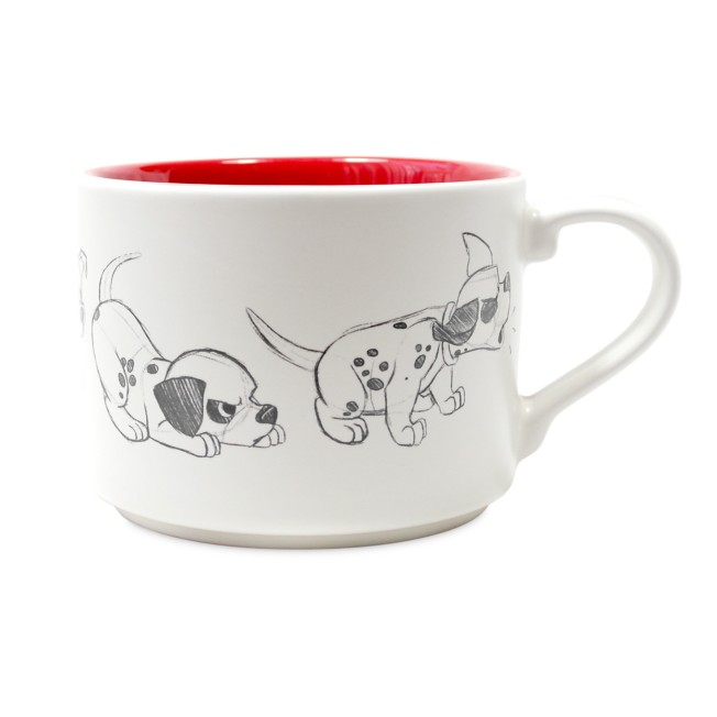 Patch Mug – 101 Dalmatians