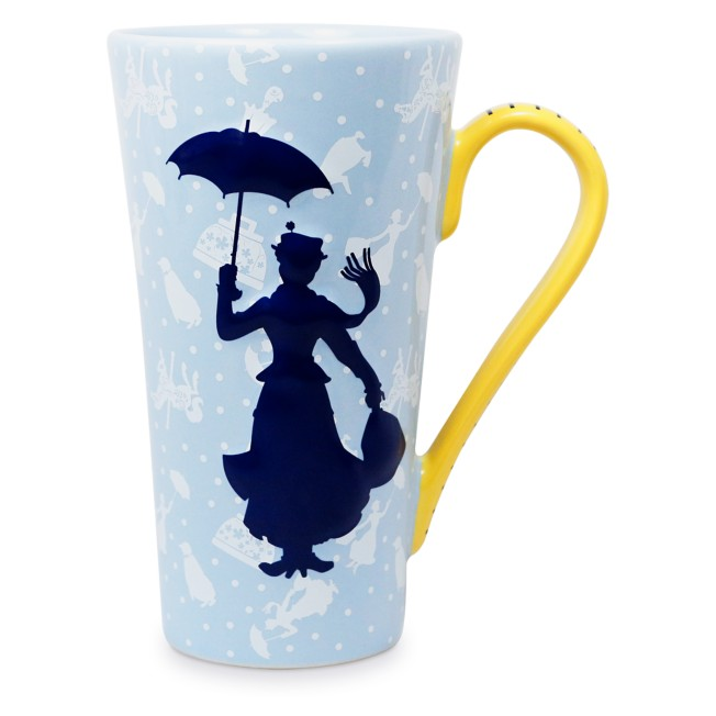 Mary Poppins Latte Mug