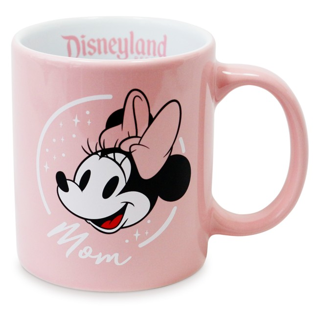 Minnie Mouse ''Mom'' Mug – Disneyland