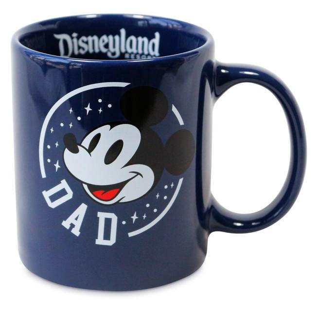 Mickey Mouse ''Dad'' Mug – Disneyland