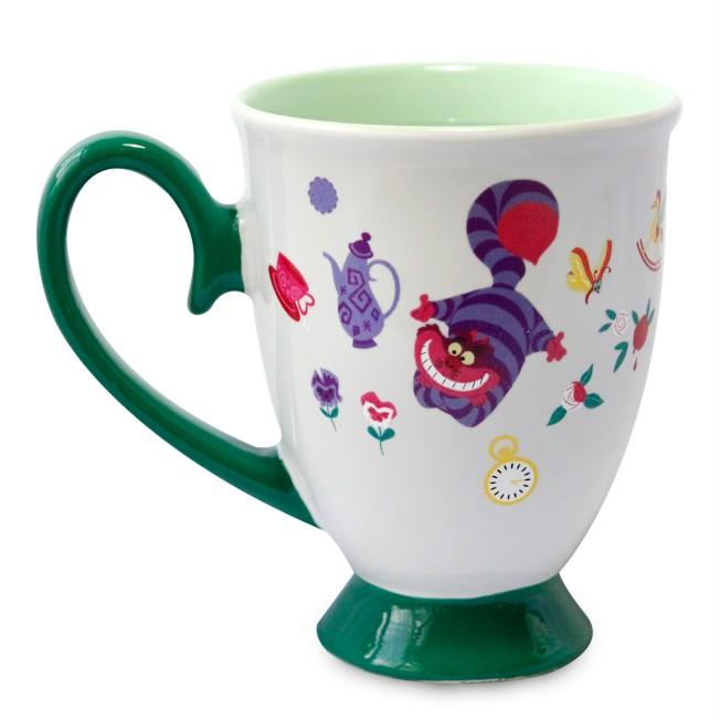 Alice in Wonderland Color-Changing Mug