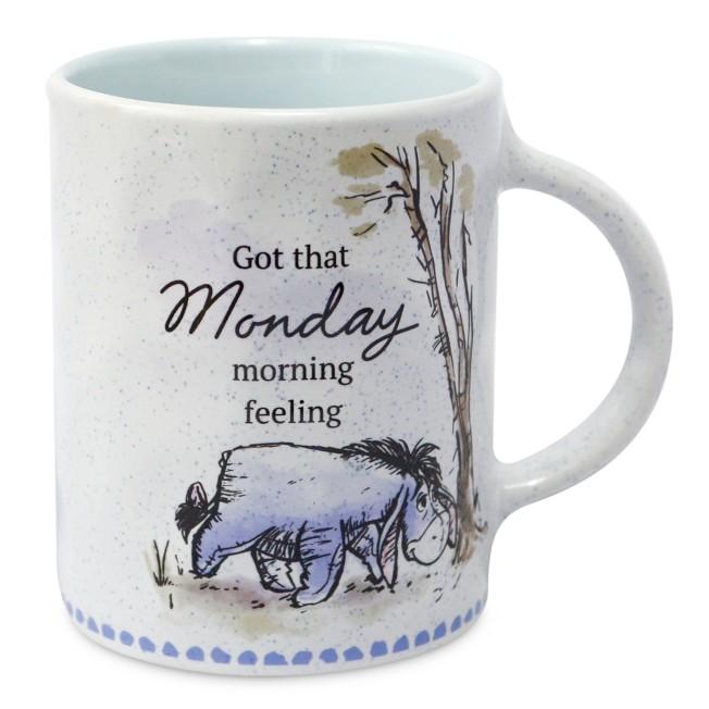 Eeyore ''Monday Morning'' Mug