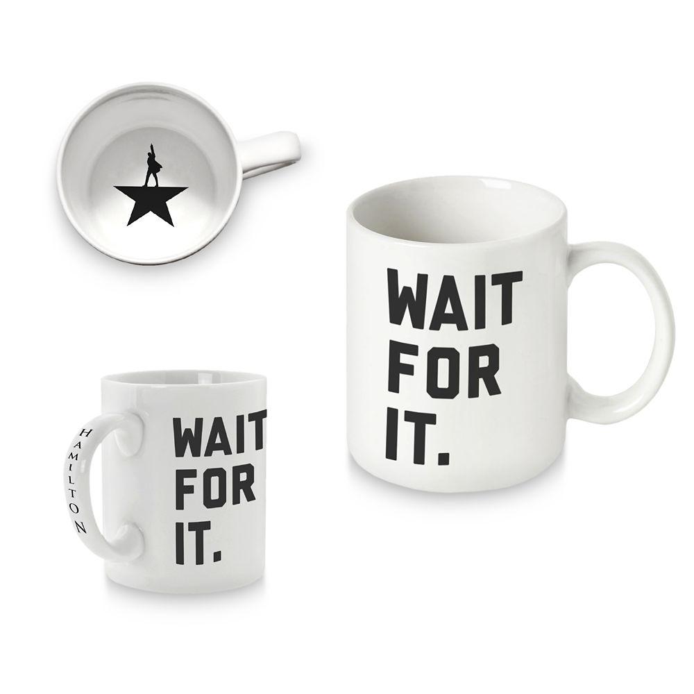 Hamilton ''Wait for It'' Mug