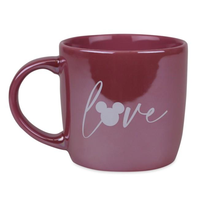 Mickey Mouse Icon ''Love'' Mug