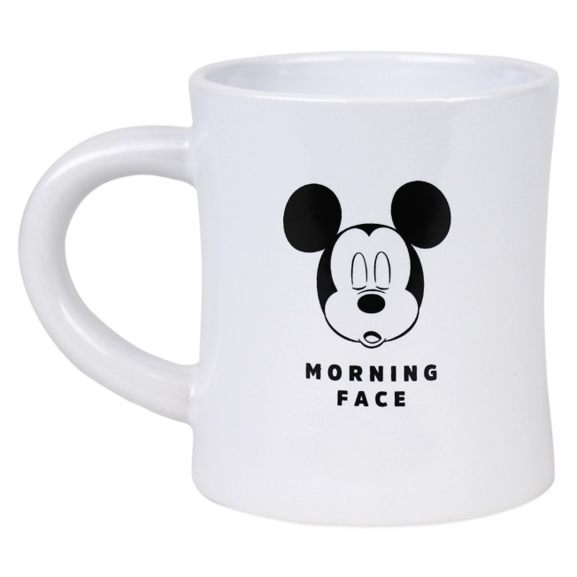 Mickey Mouse ''Morning Face'' Mug