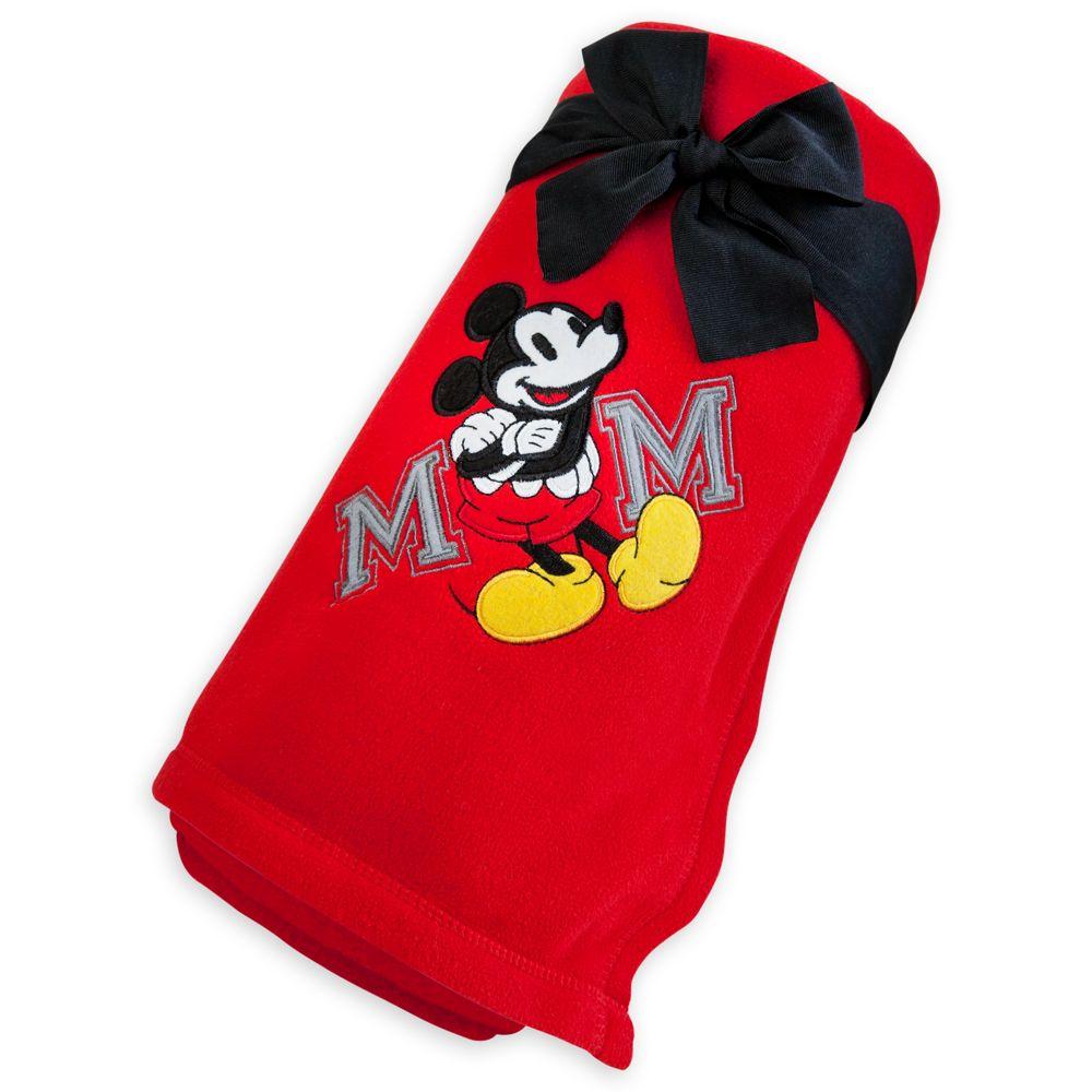Mickey Mouse Fleece Throw