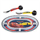 Cars 3 Plate and Flatware Set